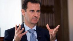 Асад върна на Франция Ордена на почетния легион