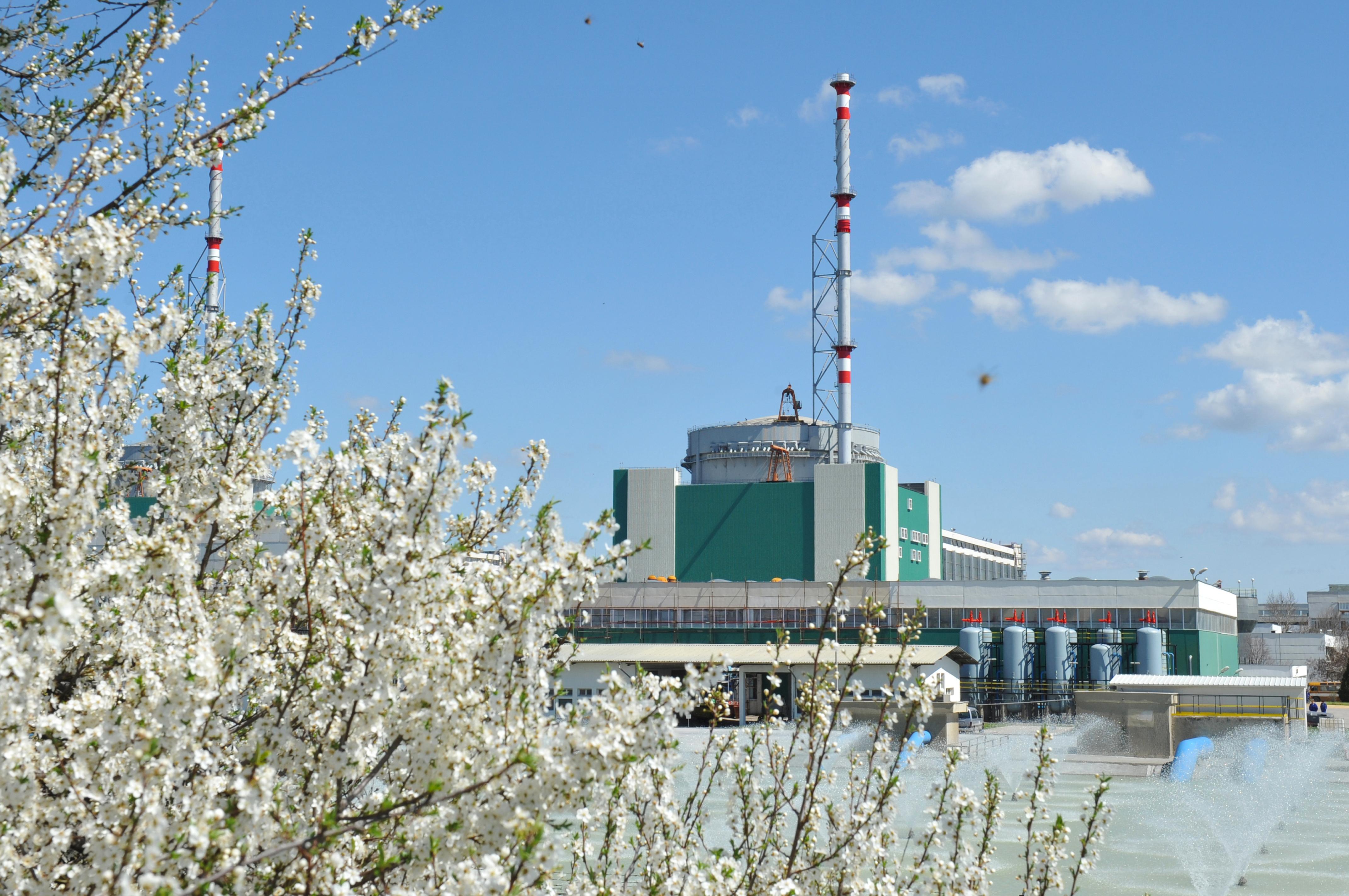 """Пети блок на АЕЦ """"Козлодуй"""" е спрян за планов годишен ремонт"""