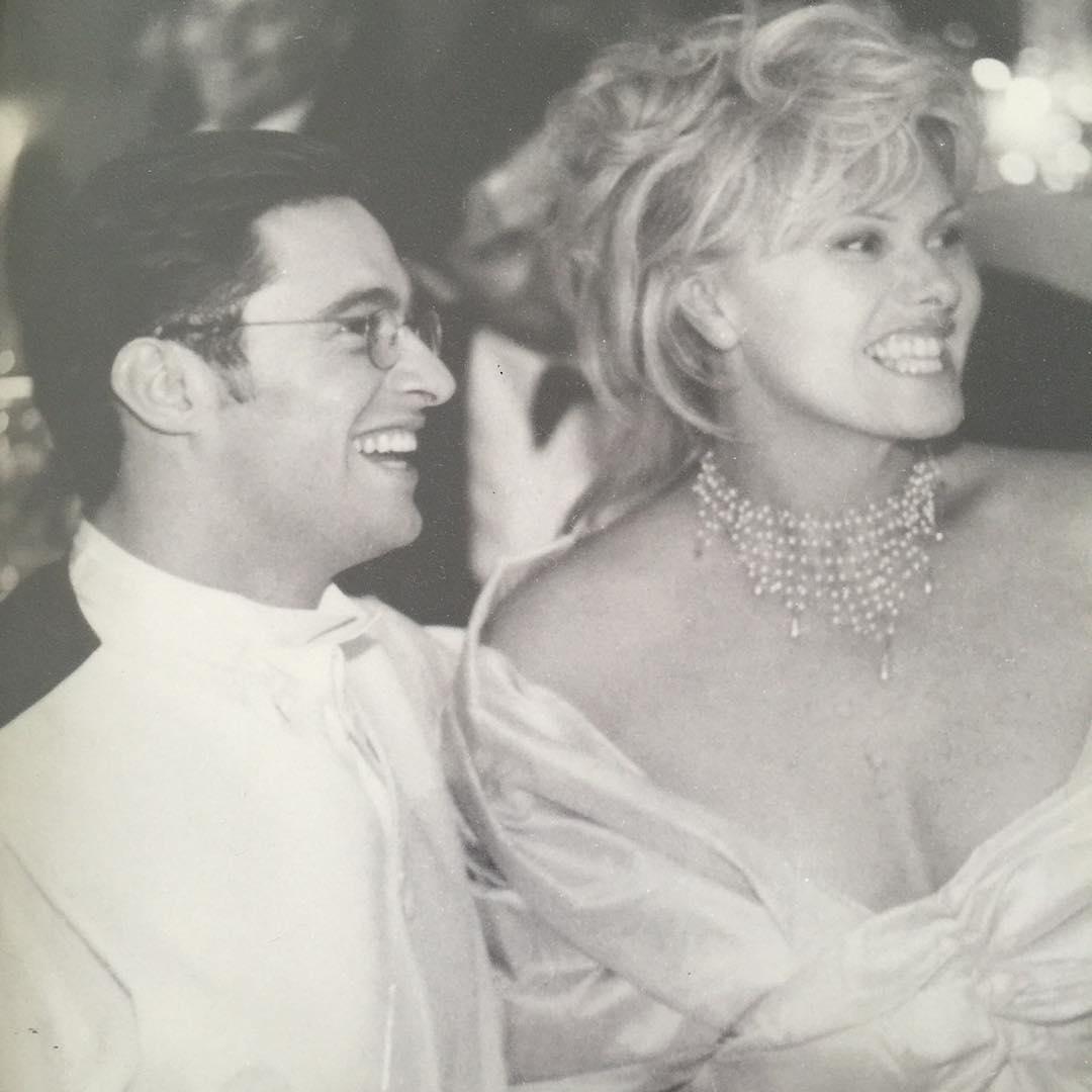 Хю Джакман и Дебора отпразнуваха 20 години брак