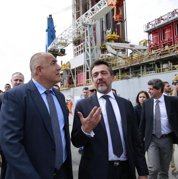 """Проучват за газ в блок """"Хан Аспарух"""" още 2 години"""