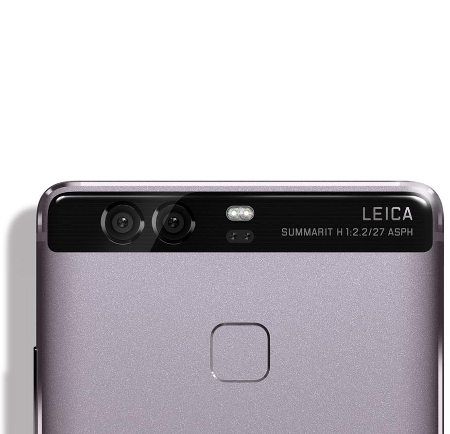 """Leica-камерата"" на Huawei P9 не е Leica"