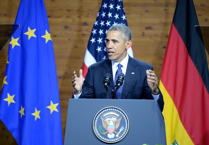Барак Обама: Трябва да поддържаме санкциите против Русия