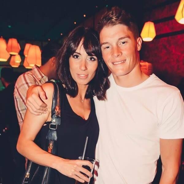 Зара от Big Brother се омъжи за австралийски спортист