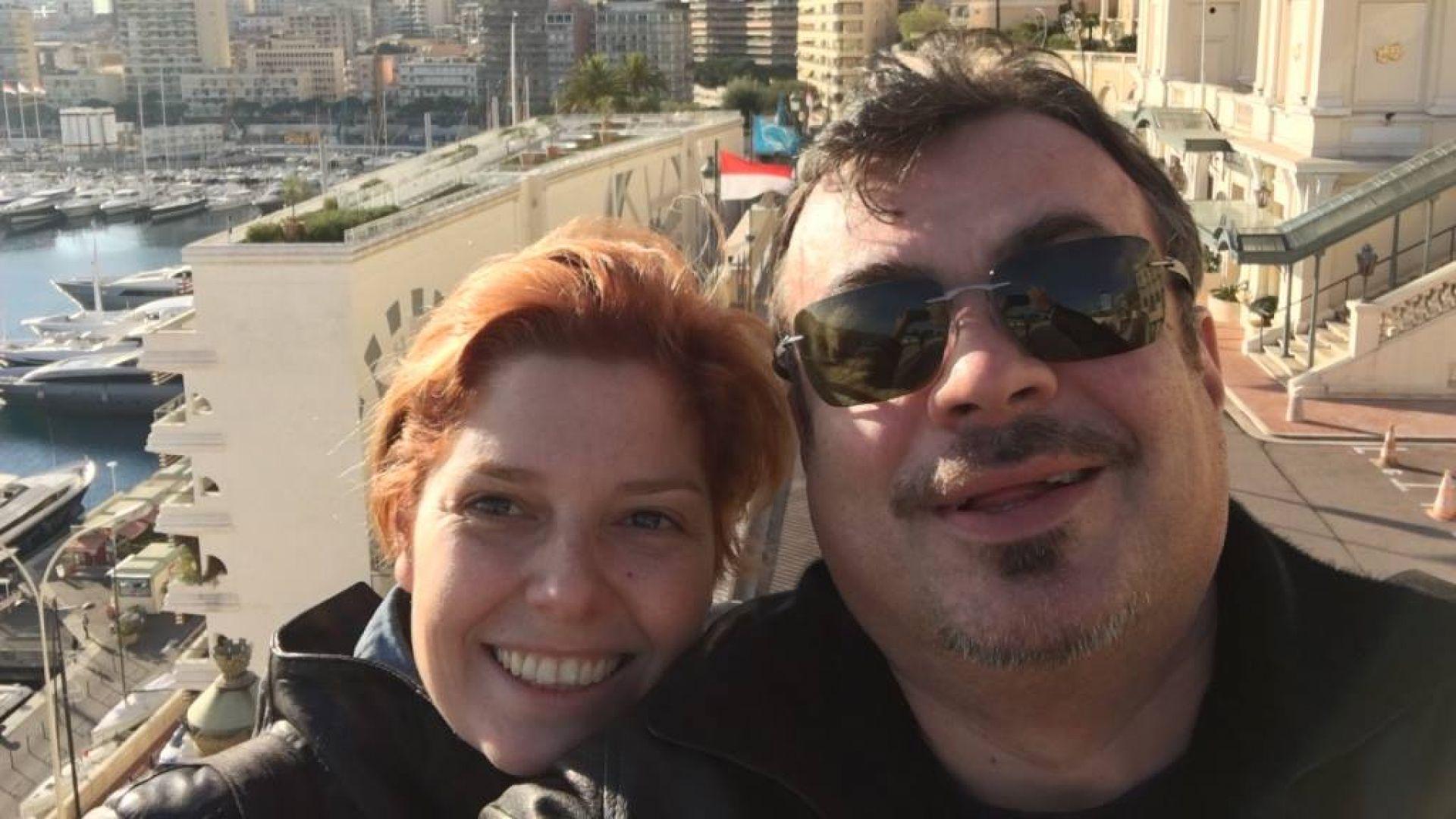 Алекс Сърчаджиева почете Иван Ласкин с прочувствен пост