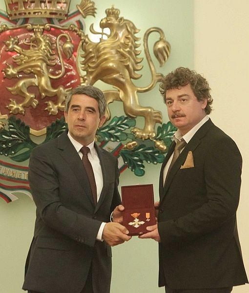 Президентът награди светила в науката и изкуството (снимки)