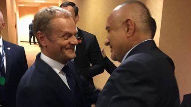 Доналд Туск: Бойко Борисов е в беда, допусна грешки, включително и в личния си живот