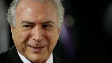 Арестуваха бившия бразилски президент Темер за корупция