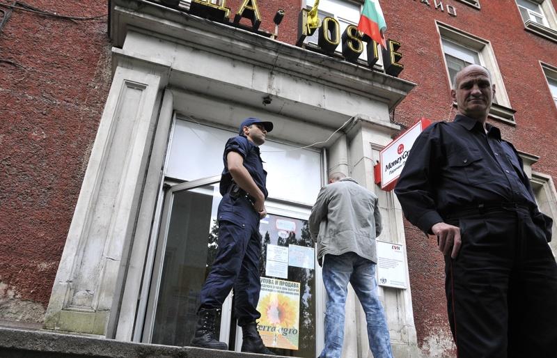 Дързък обир на повече от 1.8 млн. лева за пенсии в Хасково