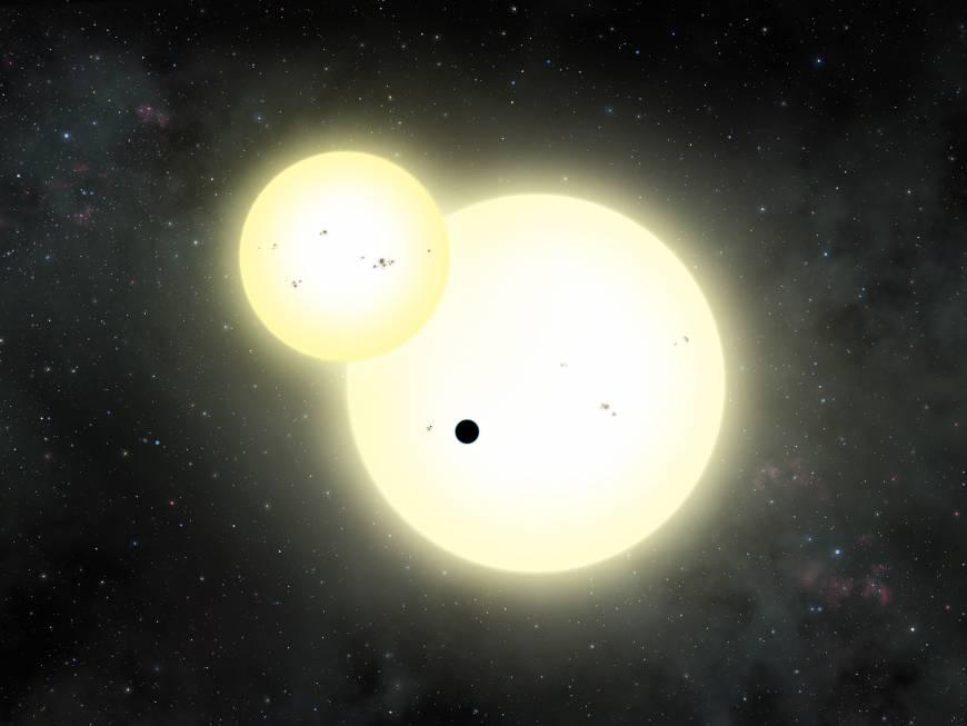 Българин откри планетата с две слънца Kepler-1647b