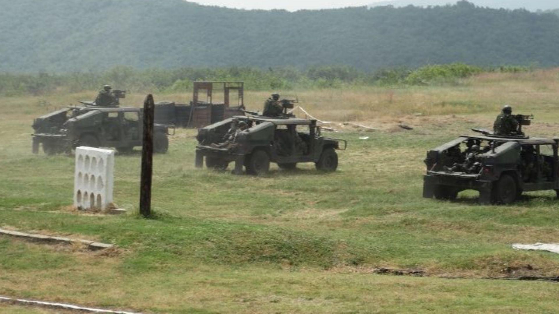 МО предупеди, че военна техника ще се движи по пътищата един месец