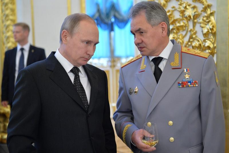 Русия разполага още 10 000 войници на запад, заяви Шойгу