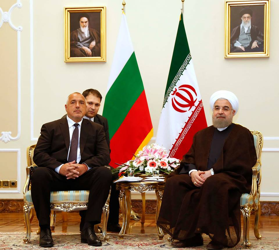 Иран не смятал да купува атомни реактори от България