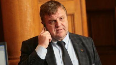 Каракачанов: Сътрудник на македонския президент шпионира у нас