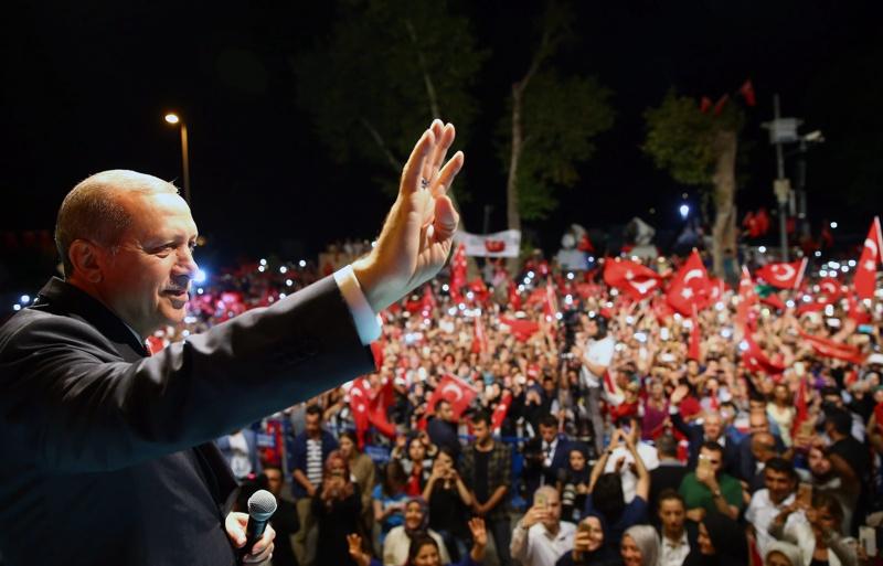 България в часа на Ердоган
