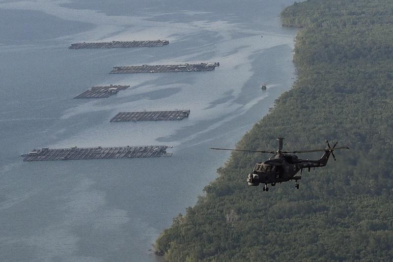 Пиратството не изчезва в опасните води на Югоизточна Азия