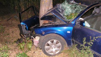 Три жертви и двама ранени при катастрофи за часове