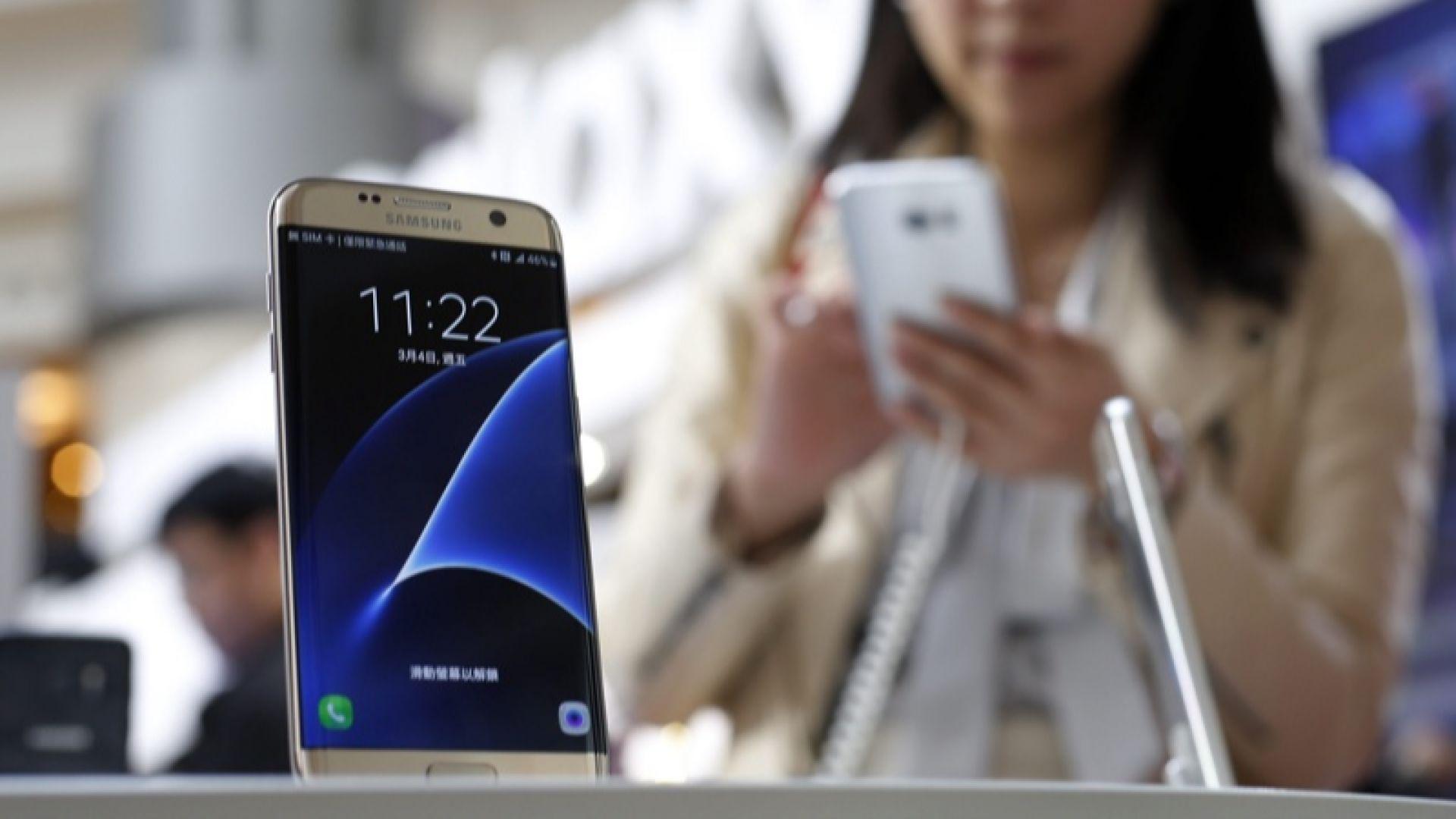 Самсунг вече не произвежда смартфони в Китай