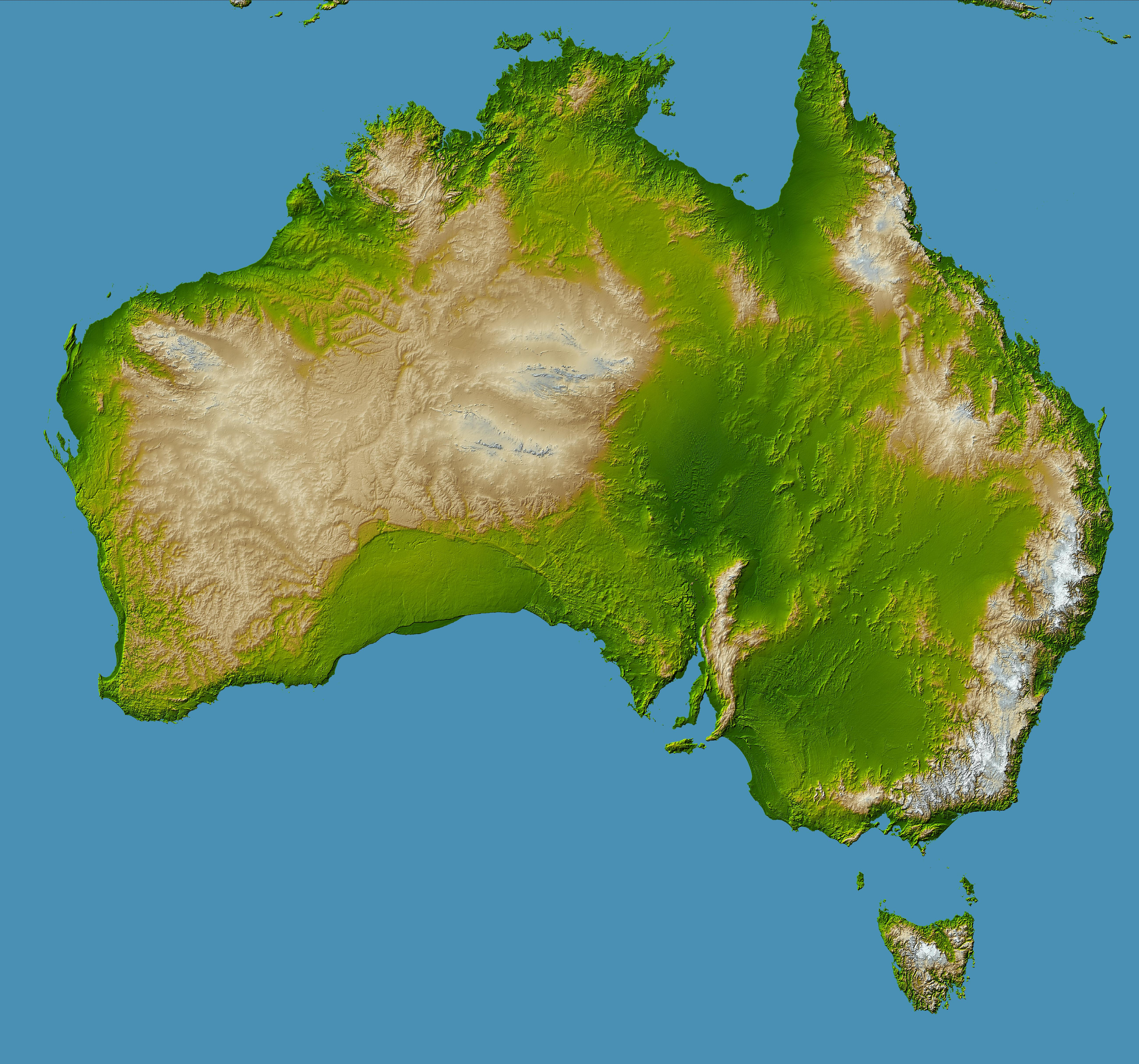 Геолози провъзгласиха нов континент - Зеландия