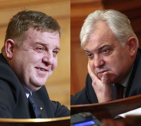 "Каракачанов и Нотев - ""патриотичната двойка"" за ""Дондуков"" 2"