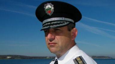 Шефът на Гранична полиция пострадал в катастрофа