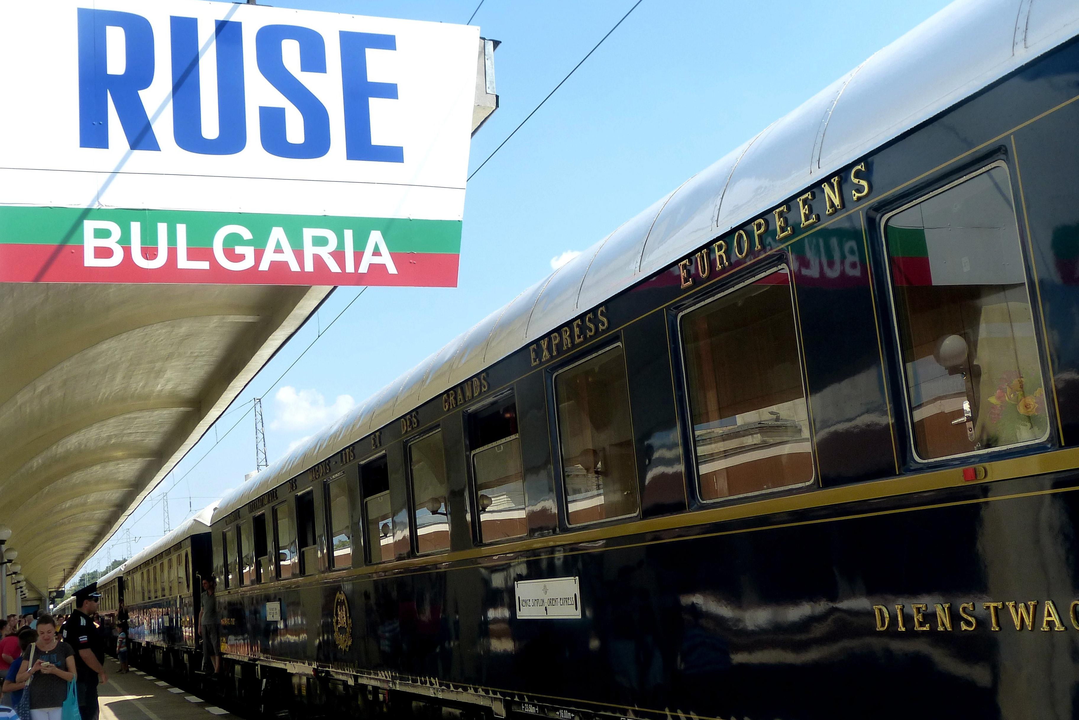 """Легендарният """"Ориент Експрес"""" пристига в Русе на 27 август"""