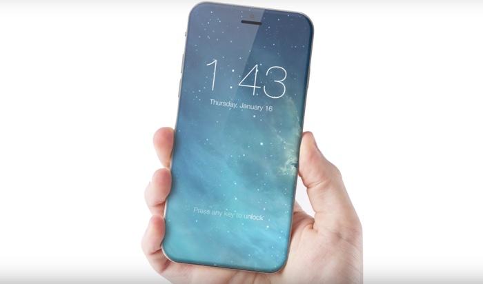 iPhone 8 ще е от стомана и стъкло