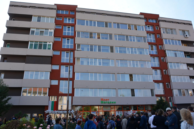 За три години са санирани 7 блока в София