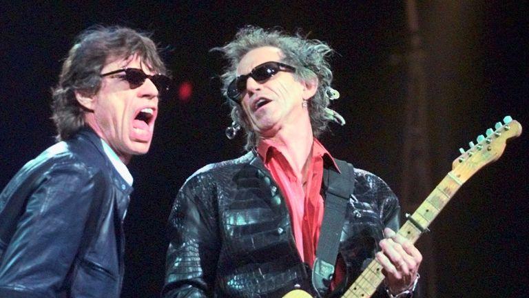 Мик Джагър пише нова музика за Rolling Stones