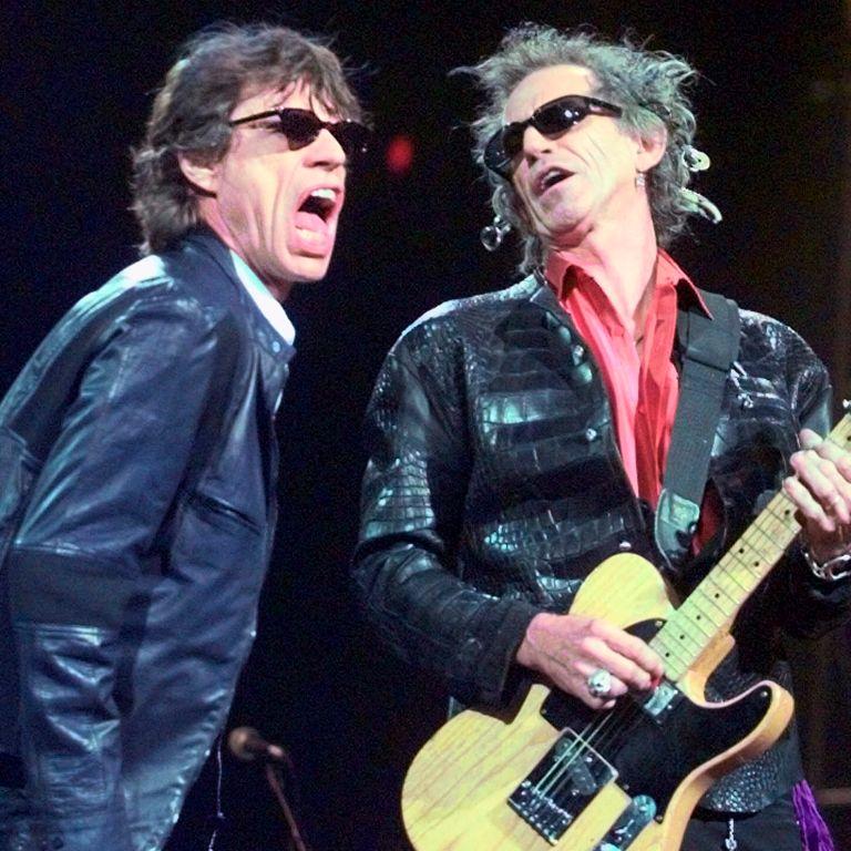 Кийт Ричардс от The Rolling Stones вече не пие