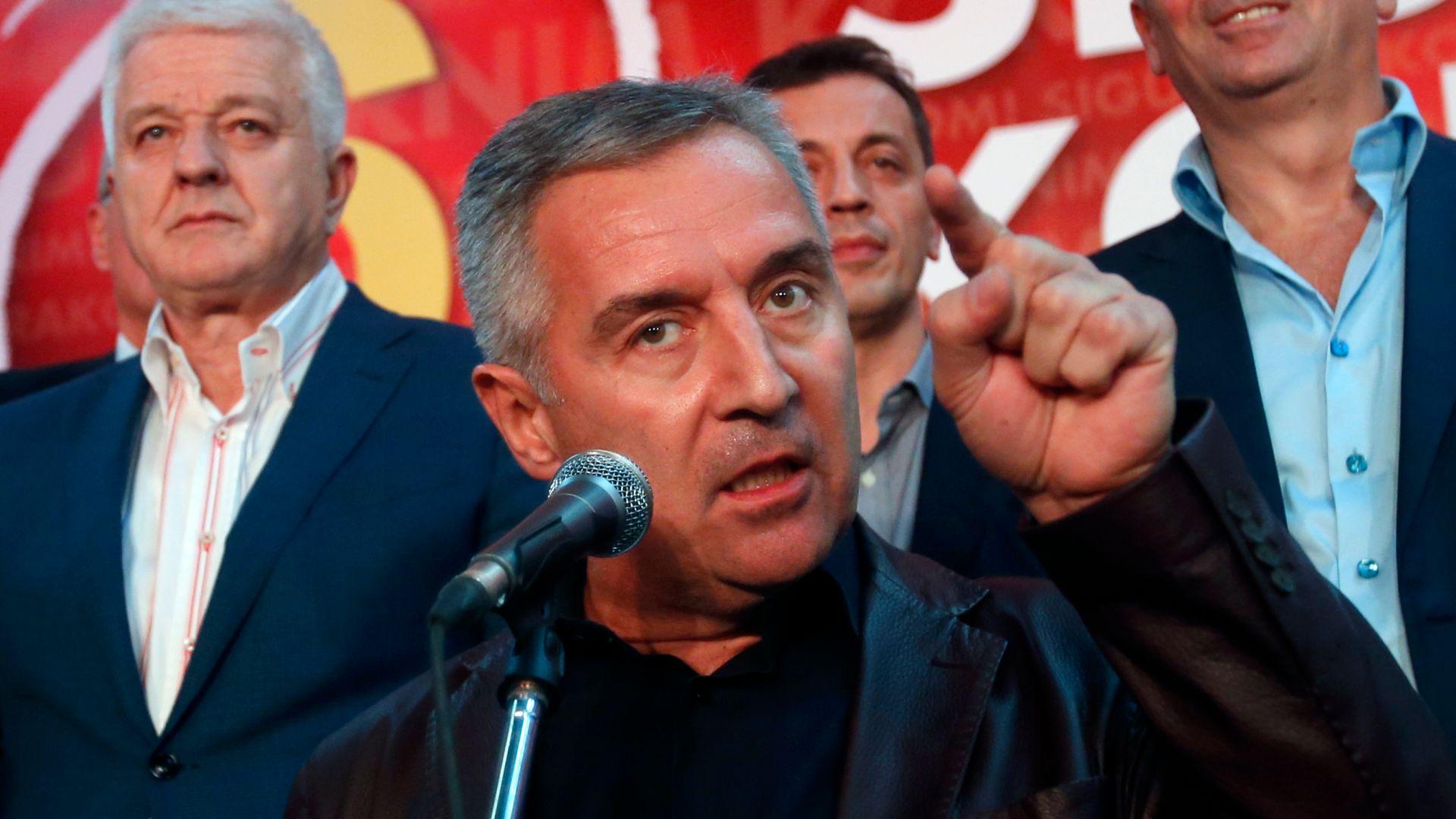 В Черна гора се провеждат избори