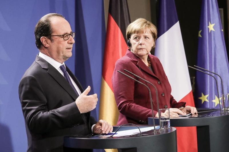 Трезво реагираха Париж и Берлин на победата на Доналд Тръмп