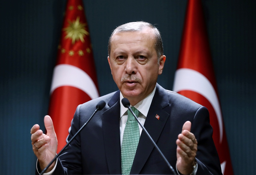 Ердоган: Германия възражда нацистки практики
