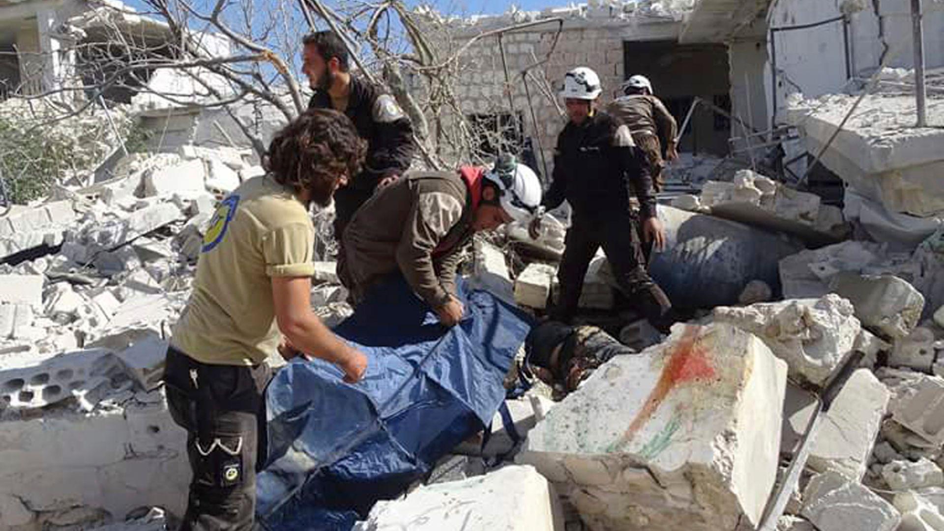 Франция предупреди за хуманитарна катастрофа в Идлиб