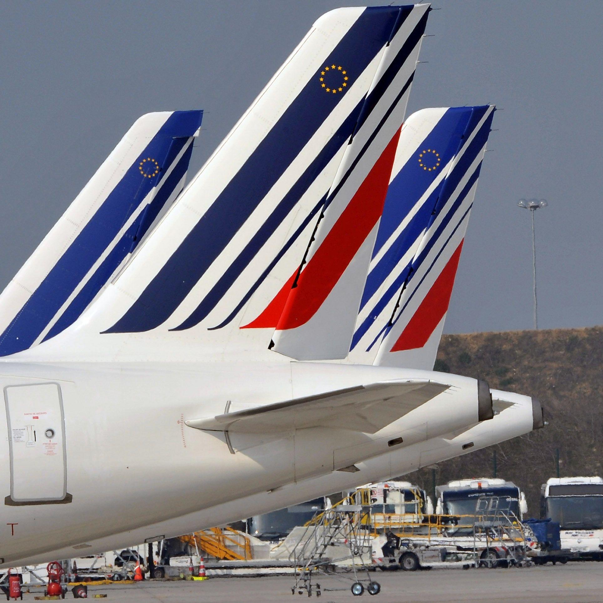 """Стачки в """"Ер Франс"""" и """"Луфтханза"""" отменят стотици полети"""