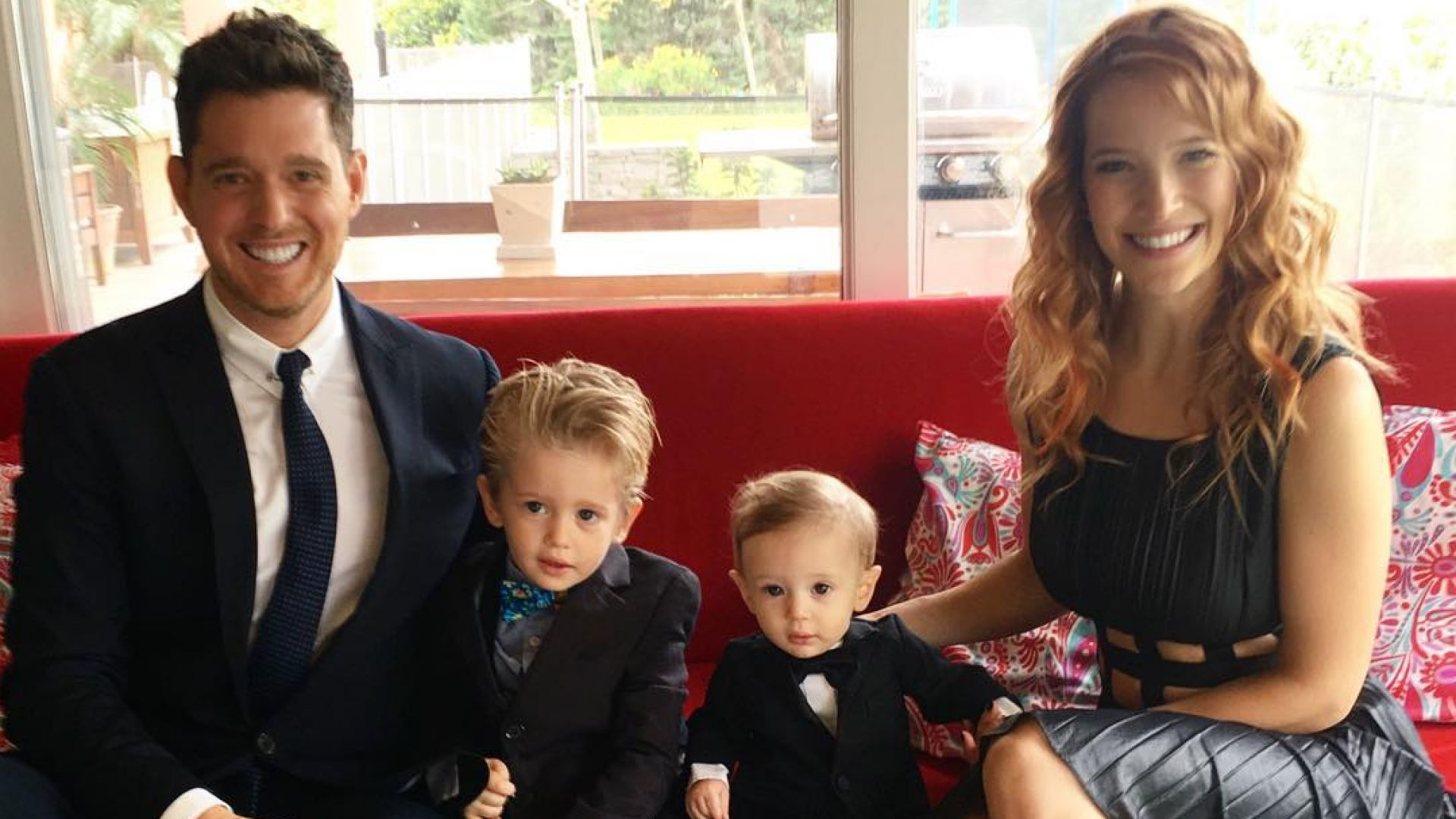 Майкъл Бубле: След 3 седмици ще ми се роди дъщеря