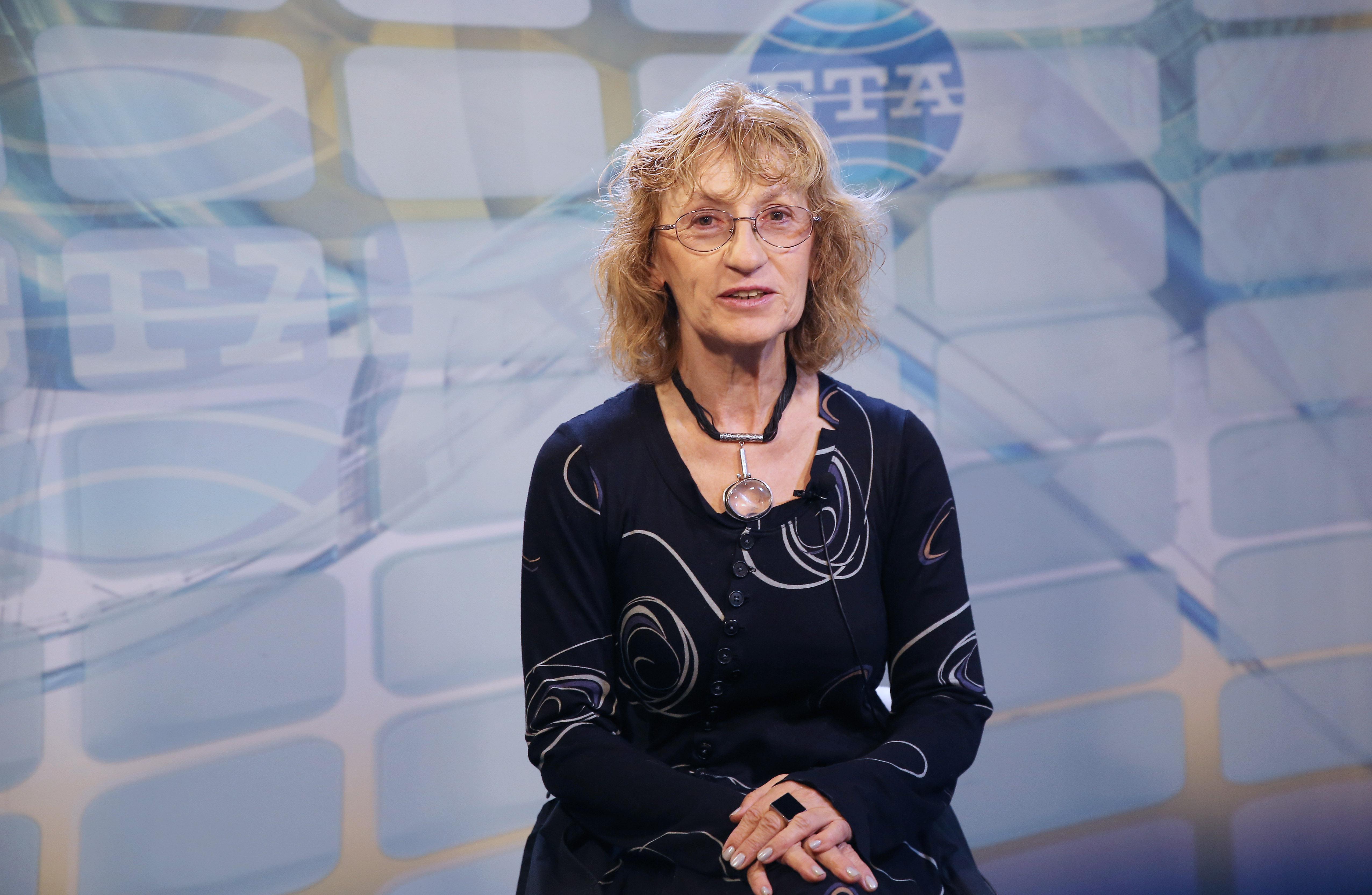 Проф. Анна Кръстева: Дойде времето на мега-лидерите