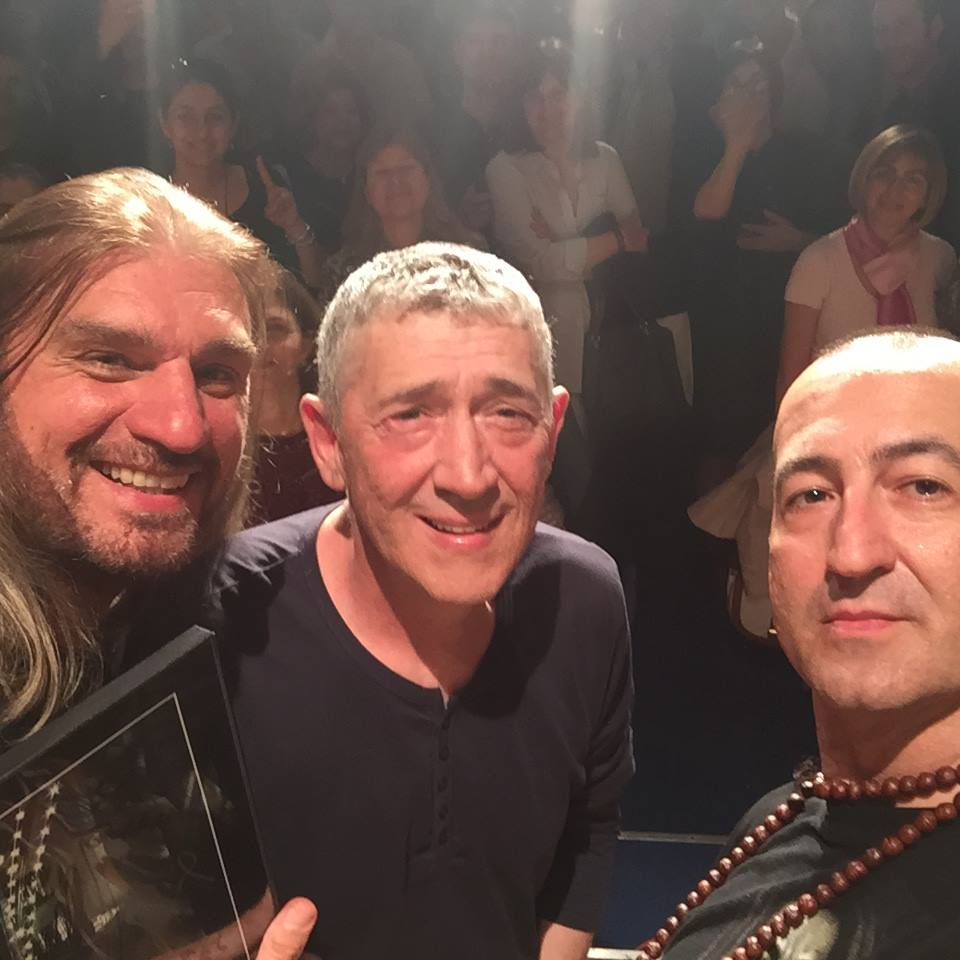Коцето Калки, Ивайло Христов и Дони