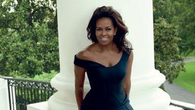 """Мишел Обама тръгва на турне с """"откровени и интимни разговори"""""""