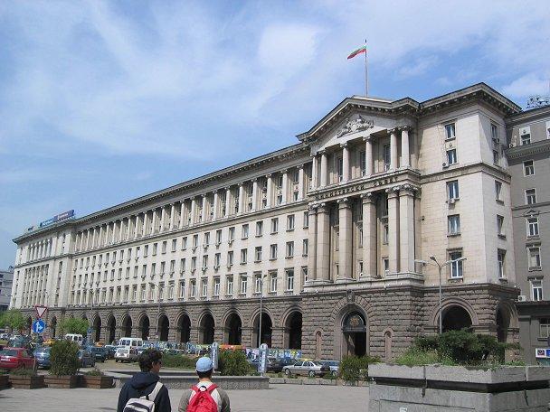 Процедурата за оставка и избор на ново правителство