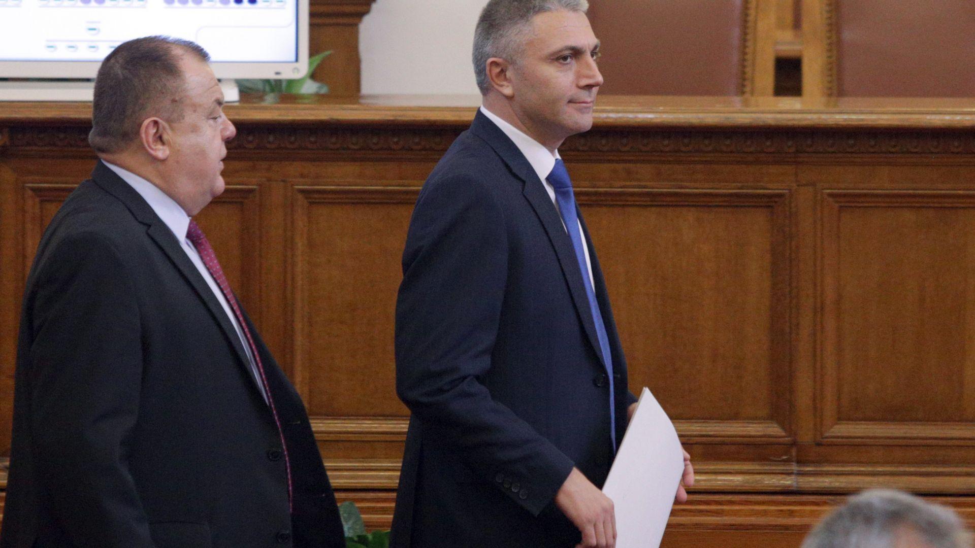 ДПС: Кабинетът забрави за вътрешните проблеми и че е част от ЕС