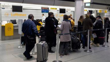"""Осъдиха """"Луфтханза"""" да плати обезщетение на пътници заради стачка"""