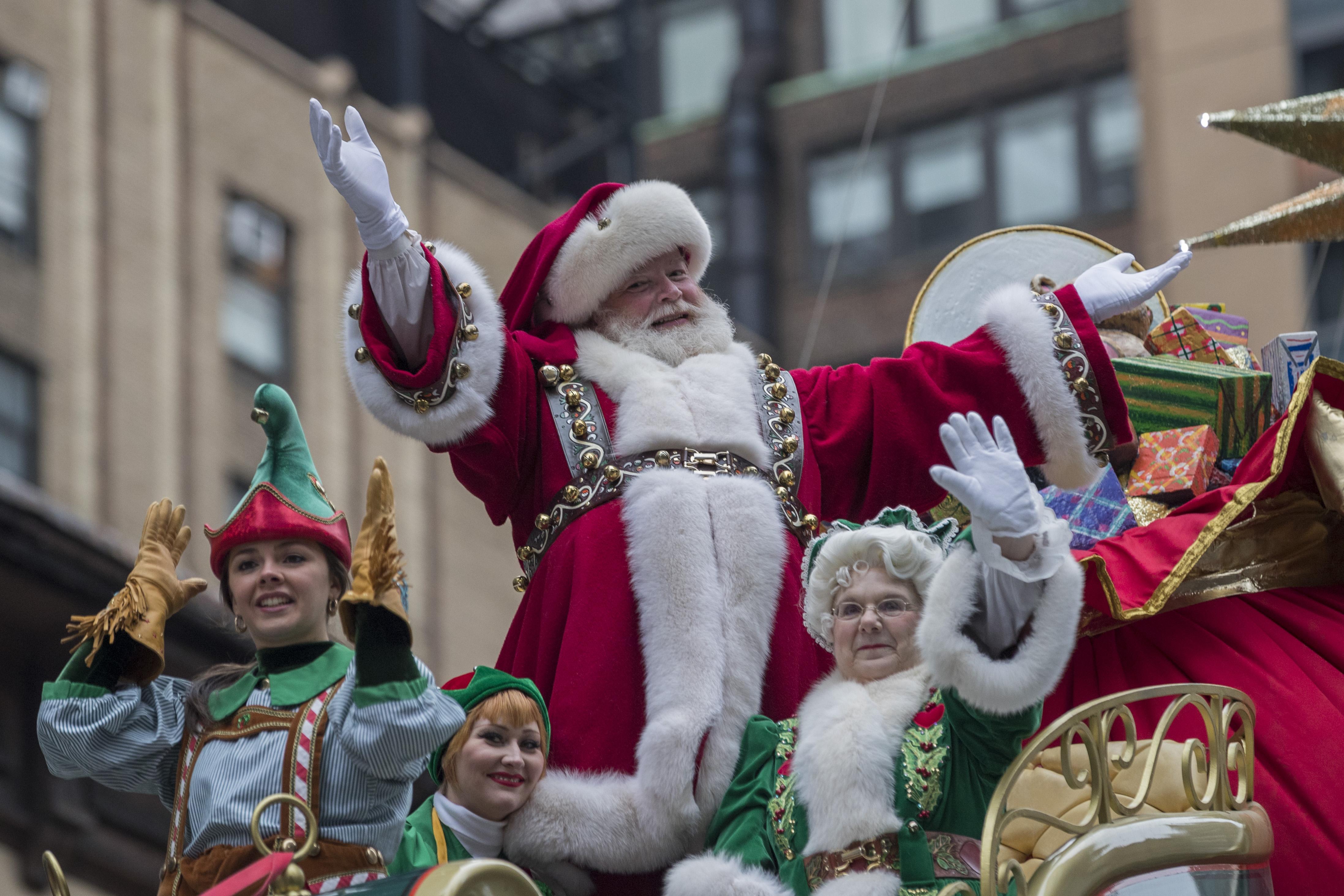 Вярата в Дядо Коледа е важна за психиката