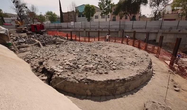 Ацтекски храм на над 650 години е открит в Мексико (видео)