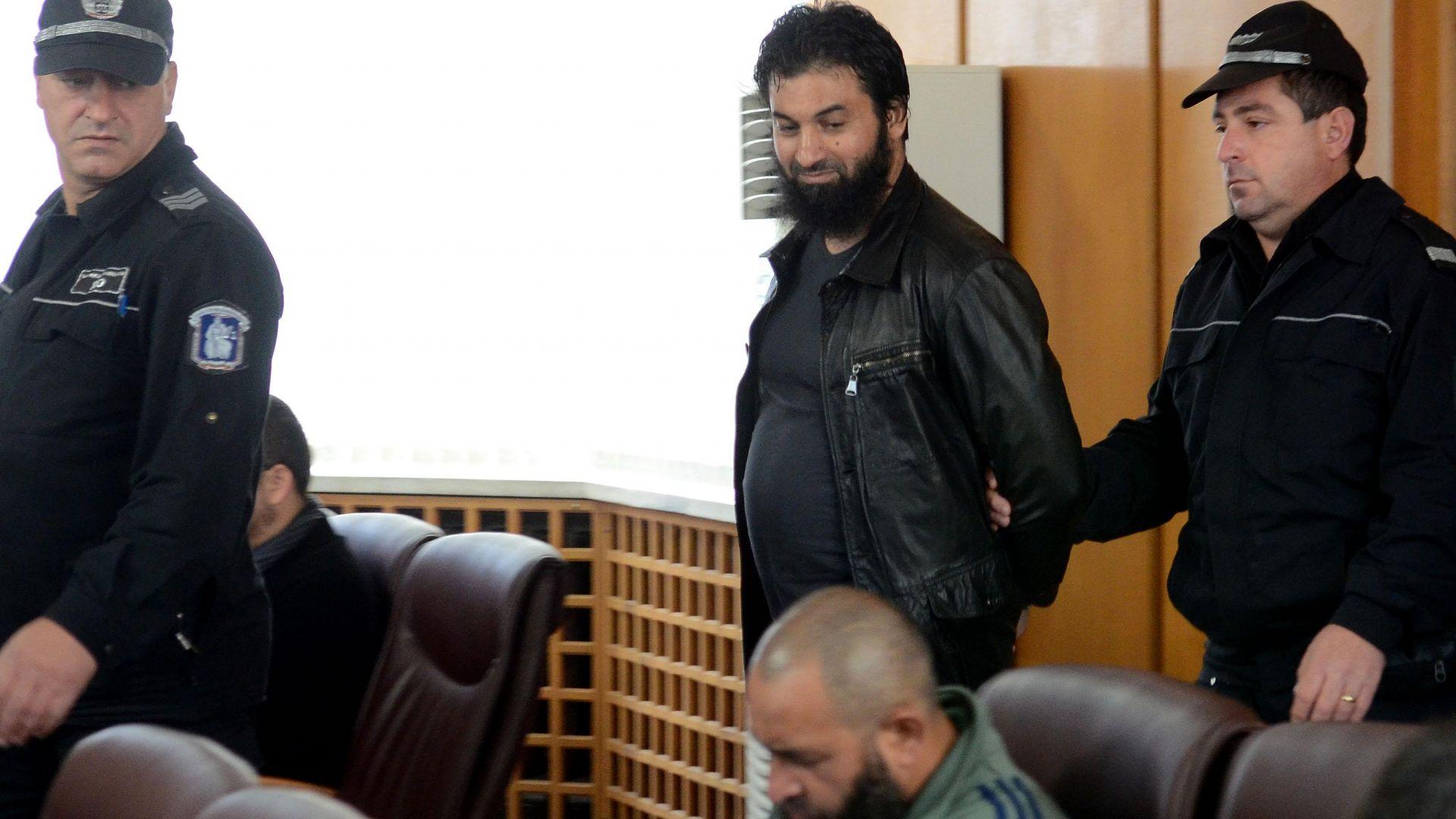 8,5 години затвор за Ахмед Муса, потвърдиха присъдите и на още 13 имами