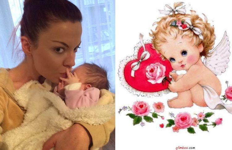 Виолета Сиракова направи погача на дъщеря си