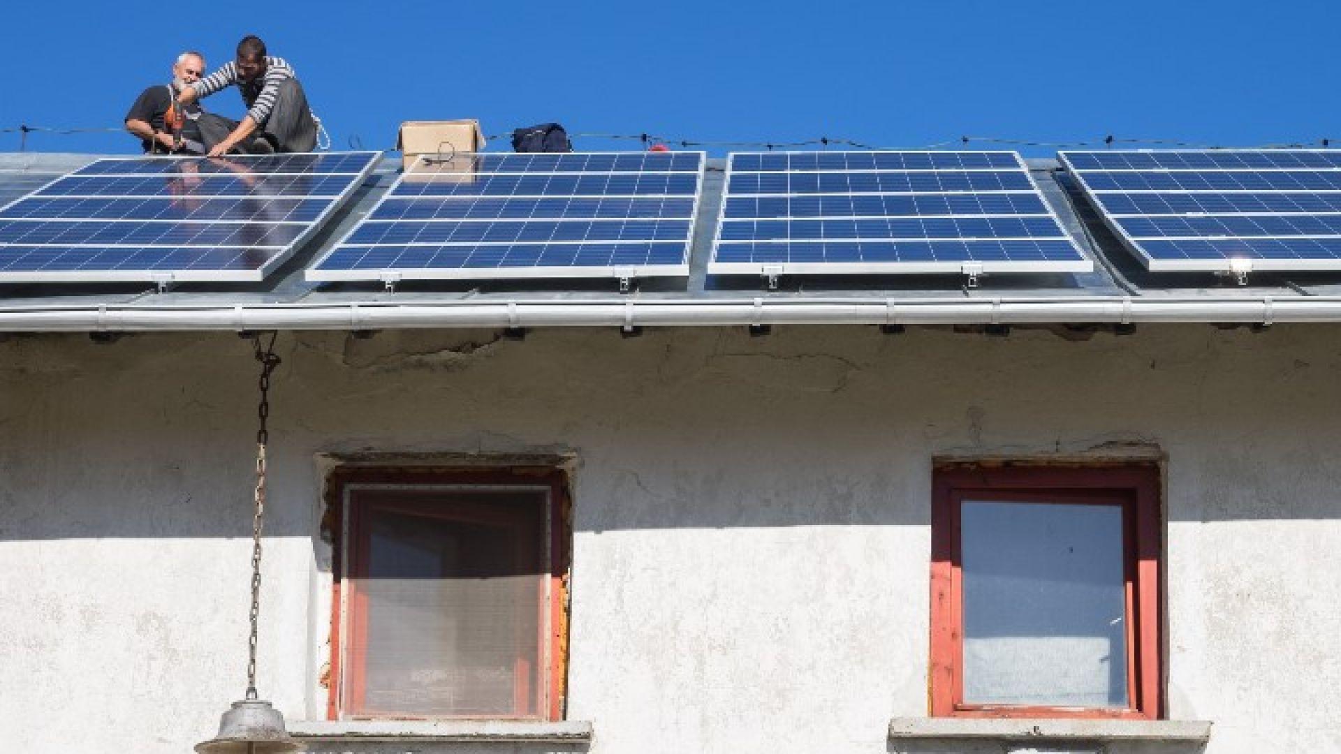 Новата соларна енергия вече конкурентна на въглищата и газа
