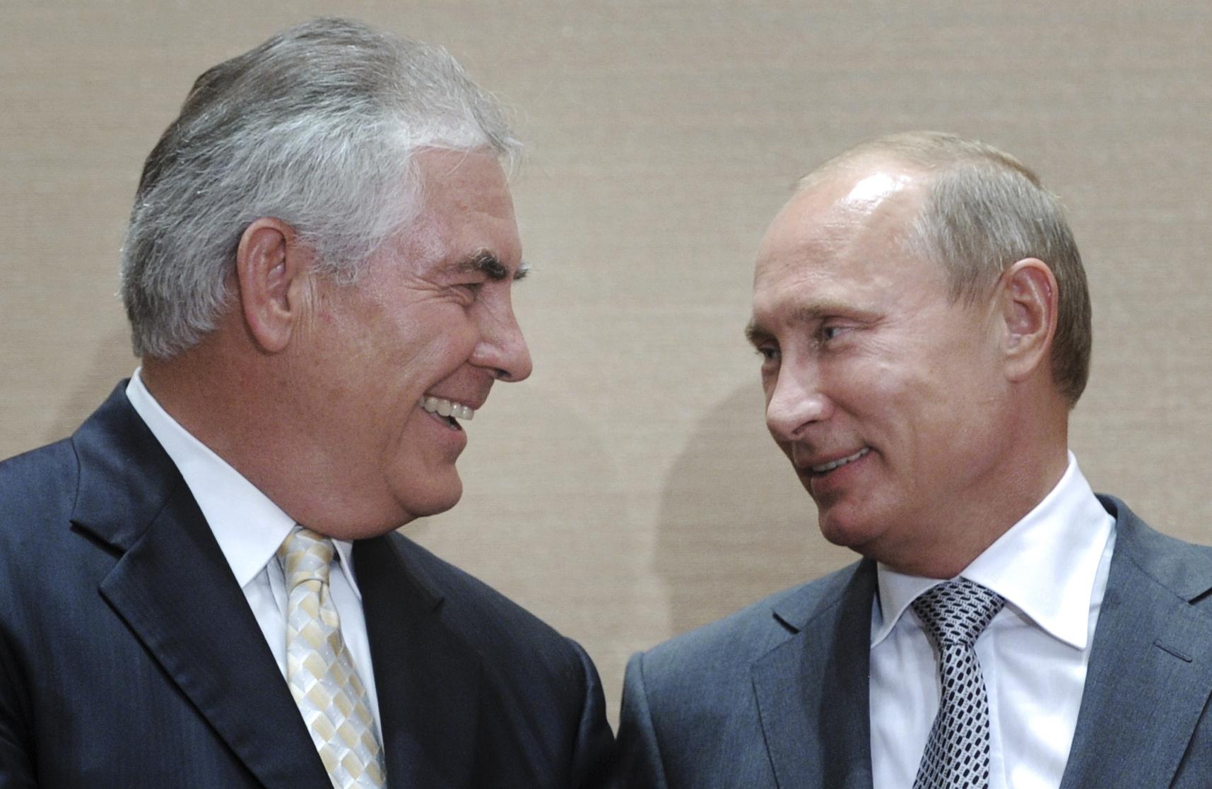 """""""Приятел"""" на Путин: Русия представлява опасност"""