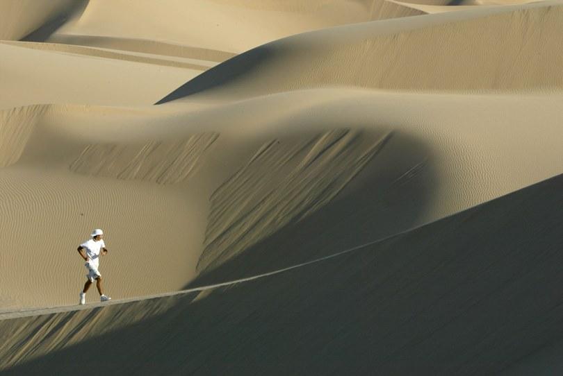 Пустинята Сахара се разраства на юг