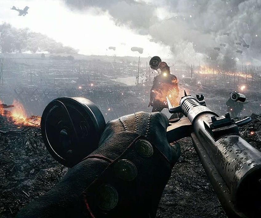 Battlefield V ще се развива във ВСВ