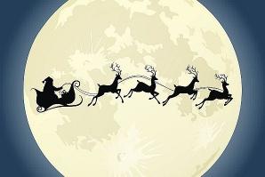 Британска изследователка обясни как Дядо Коледа пътува по света